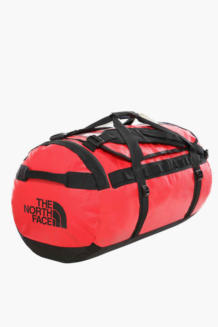 The North Face XL Base Camp 132 L duffel Colore Rosso 1