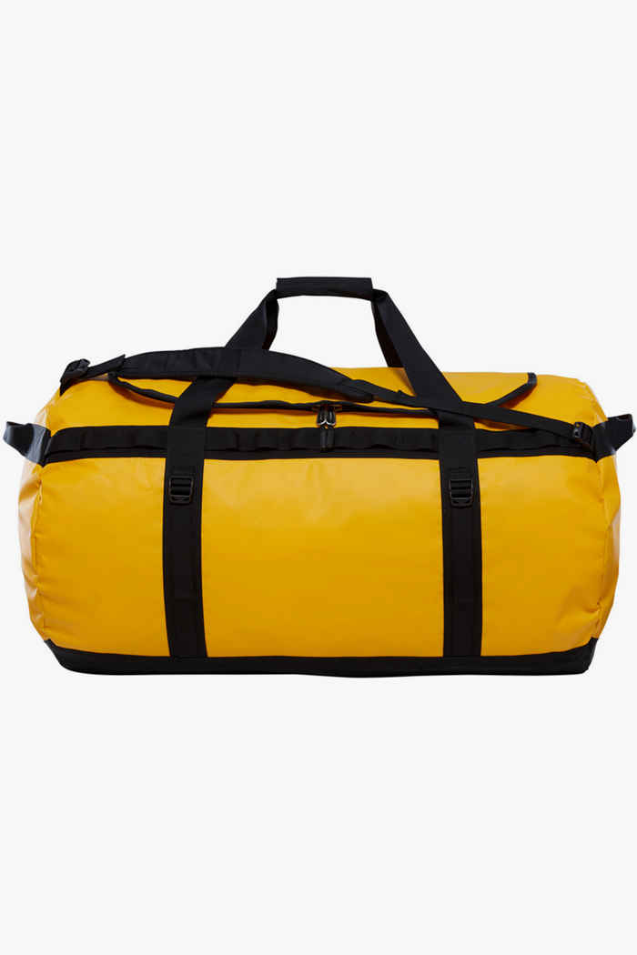 The North Face XL Base Camp 132 L duffel Couleur Or 1