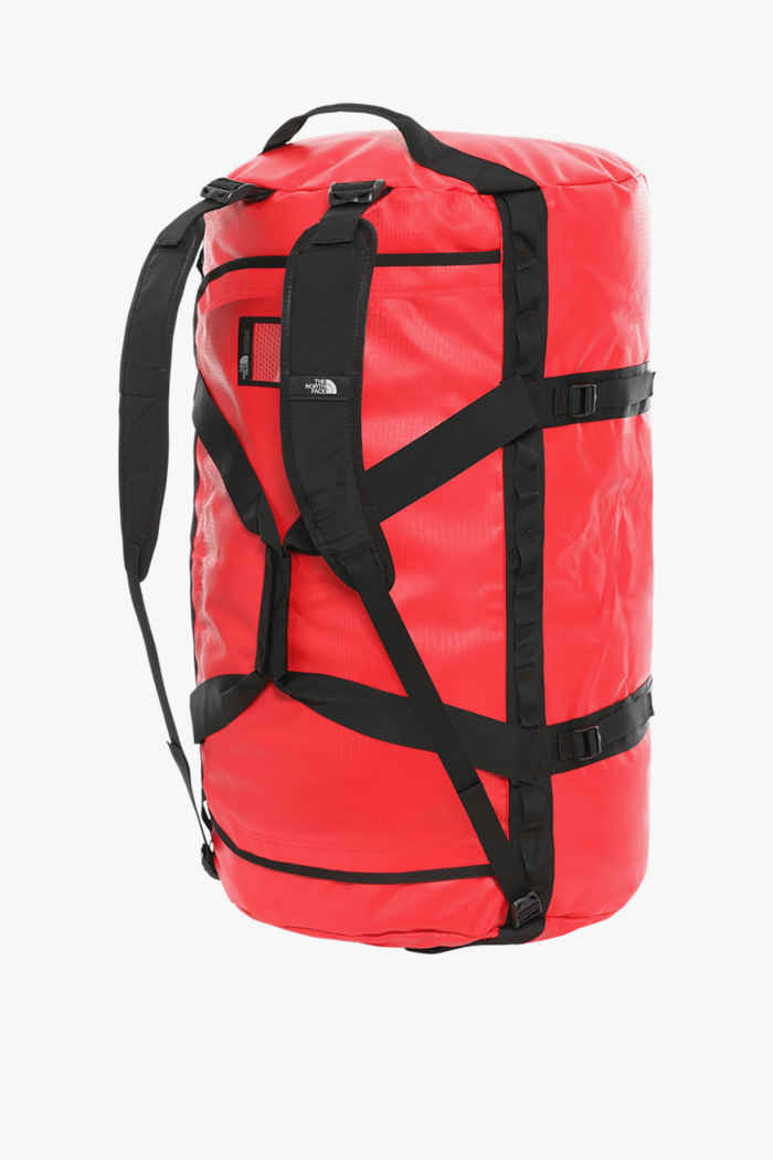 The North Face XL Base Camp 132 L duffel Couleur Rouge 2