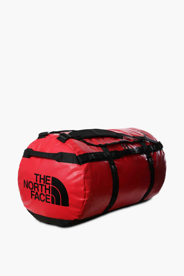 The North Face XXL Base Camp 150 L Duffel Farbe Rot 1