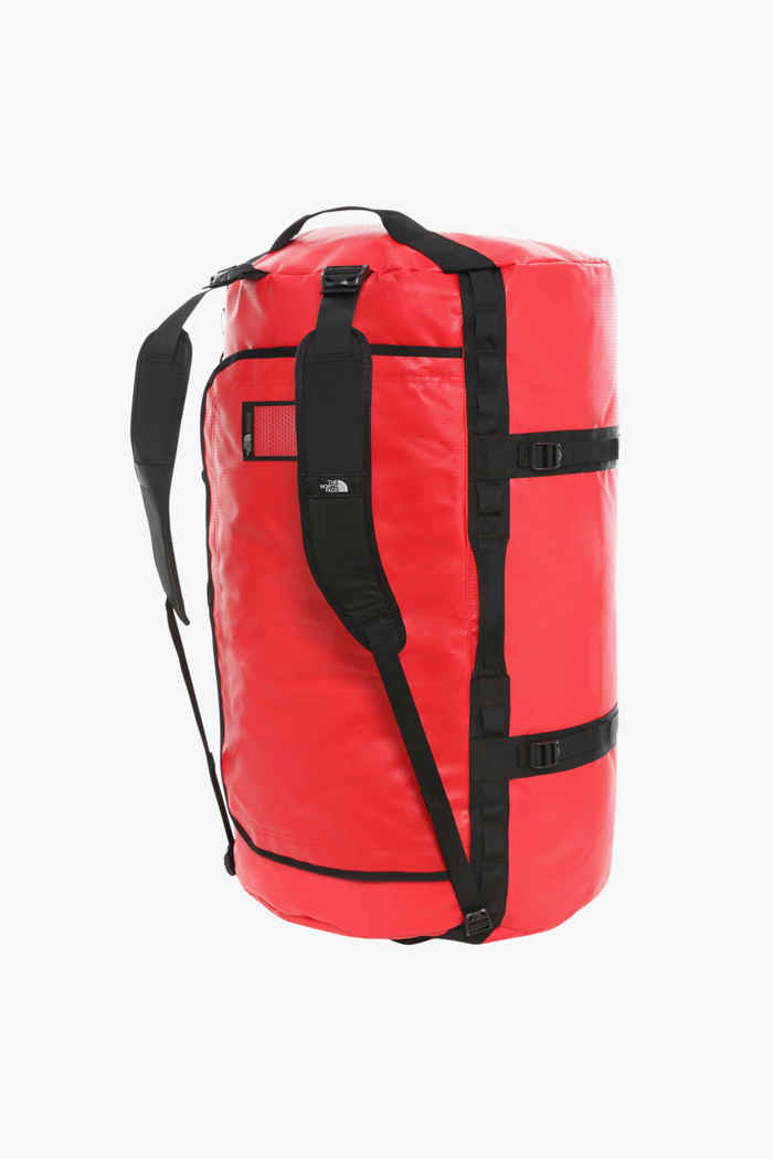 The North Face XXL Base Camp 150 L Duffel Farbe Rot 2
