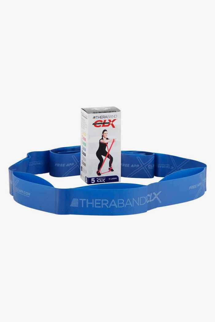 Theraband CLX Extra Strong cinghie per allenamento in sospensione 1