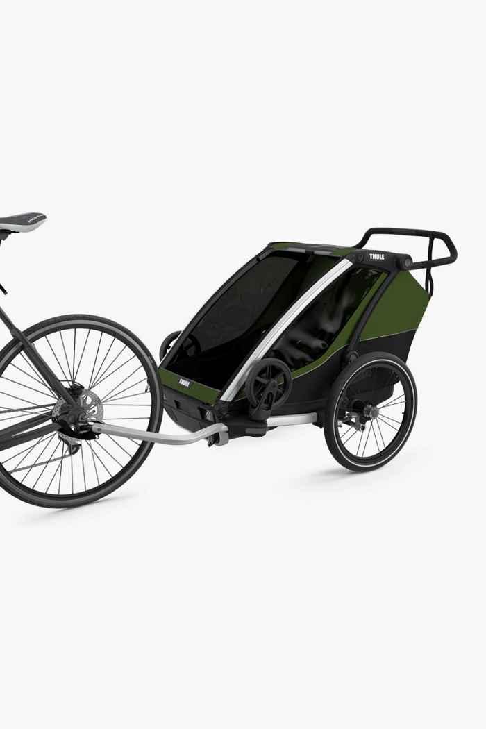 Thule Chariot Cab 2 rimorchio bicicletta 2