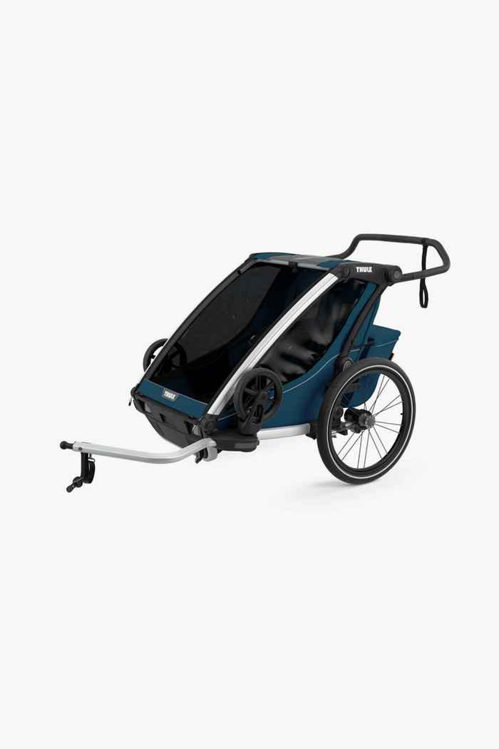 Thule Chariot Cross 2 rimorchio bicicletta 1