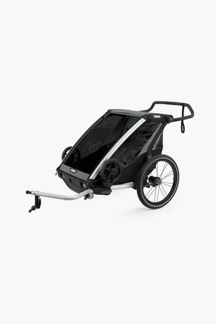 Thule Chariot Lite 2 rimorchio bicicletta 1