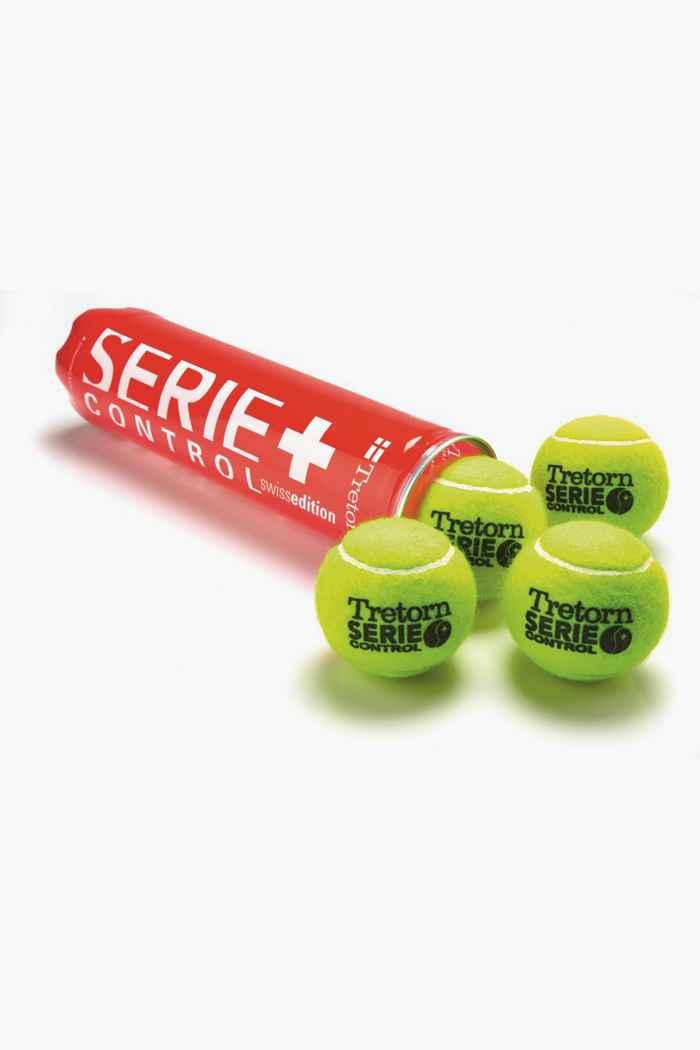 Tretorn Serie+ Control Swiss Ed. pallone da tennis 1
