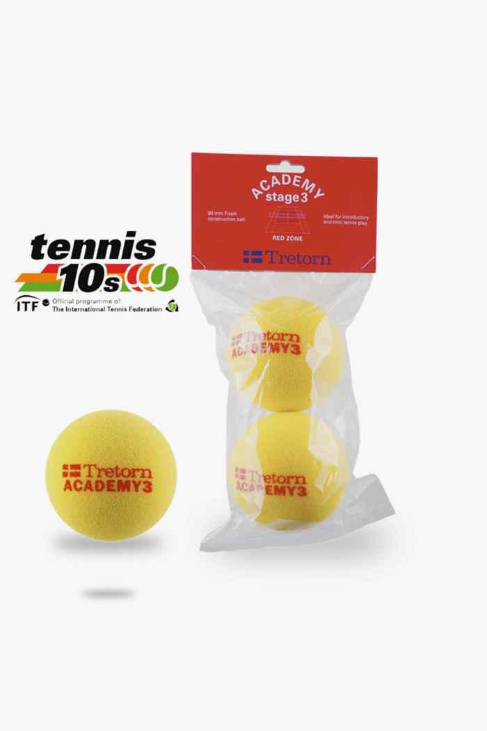 Tretorn Soft Academy Red balles de tennis 1