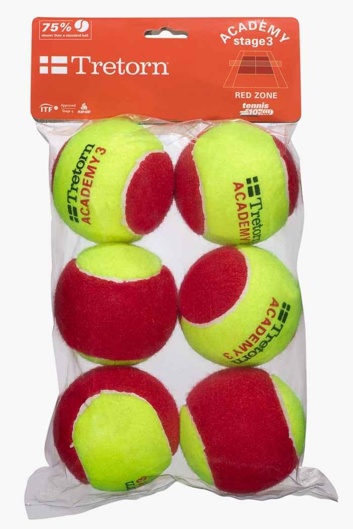 Tretorn Stage 3 Academy pallone da tennis 1