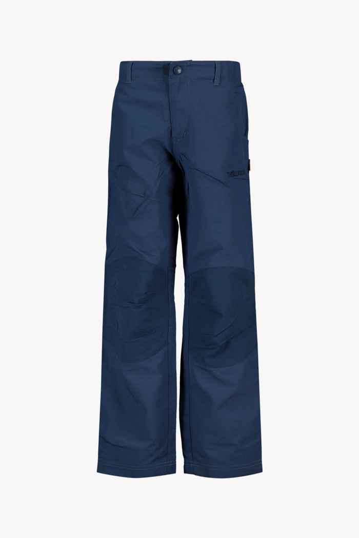 Trollkids Hammerfest Pro Kinder Wanderhose Farbe Blau 1
