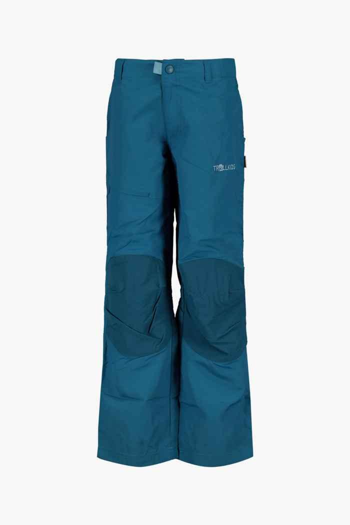 Trollkids Hammerfest Pro pantalon de randonnée filles Couleur Violett 1