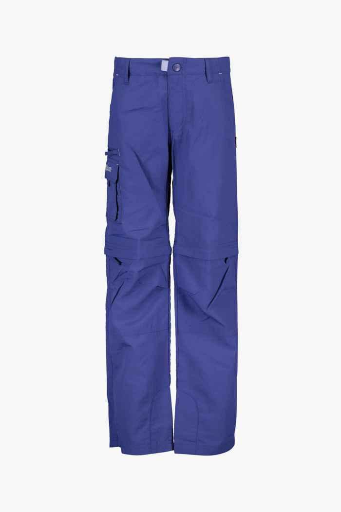 Trollkids Oppland Zip-Off pantalon de randonnée filles 1