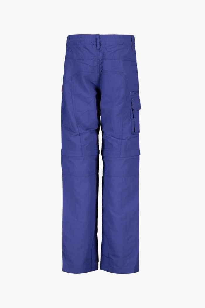 Trollkids Oppland Zip-Off pantalon de randonnée filles 2