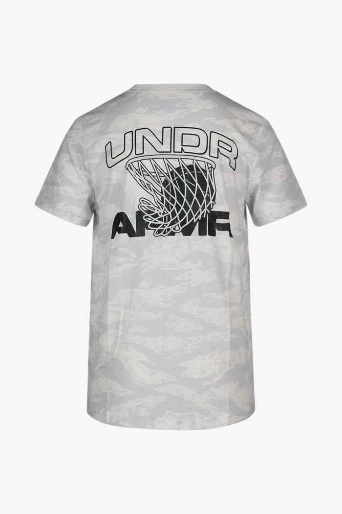 Under Armour AOP Camo t-shirt bambino 2