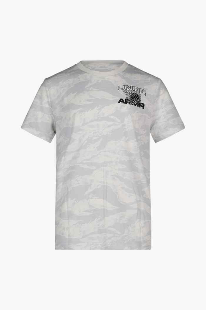 Under Armour AOP Camo t-shirt garçons 1