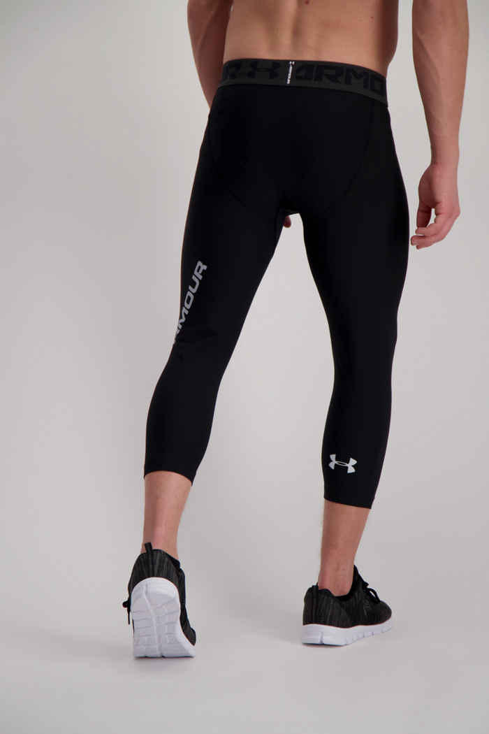 Under Armour HeatGear® Armour Graphic tight 3/4 hommes 2