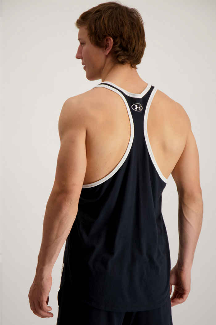 Under Armour Project Rock Iron tanktop hommes 2