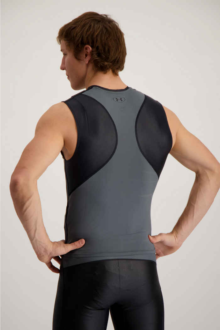 Under Armour Project Rock Iso-Chill tanktop uomo 2