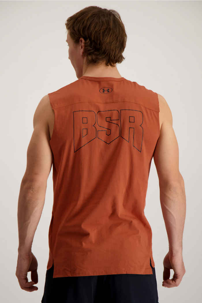 Under Armour Project Rock Show Your BSR tanktop uomo 2