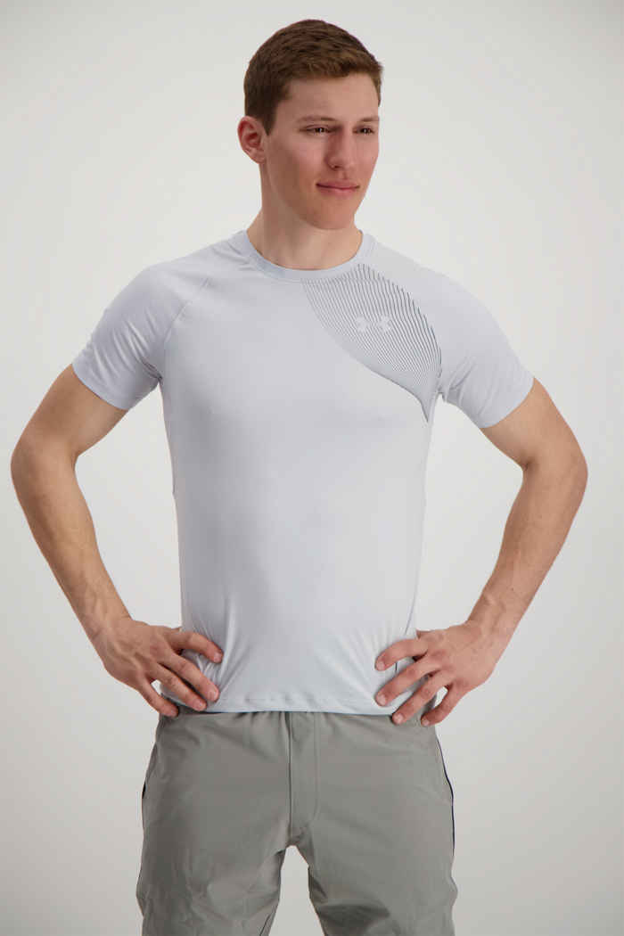 Under Armour Qualifier Iso Chill t-shirt hommes 1