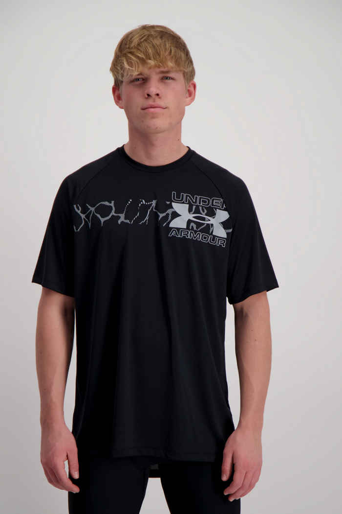 Under Armour Tech 2.0 Graphic t-shirt uomo 1