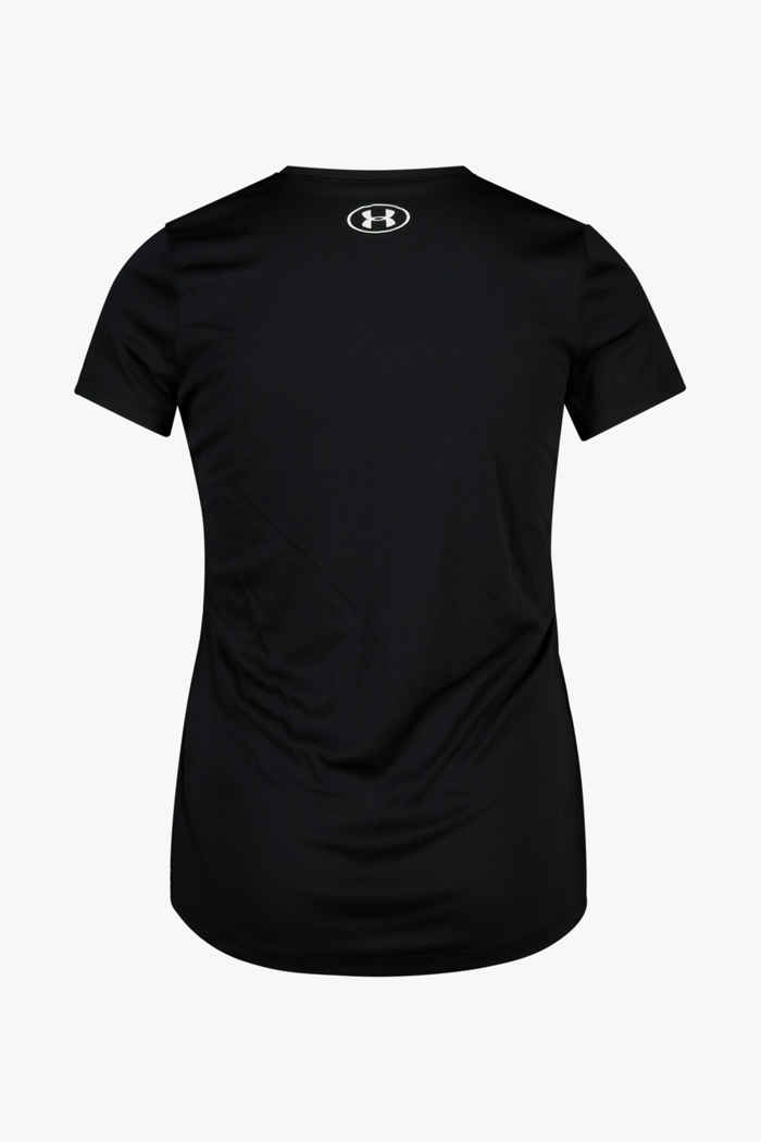 Under Armour Tech Graphic Big Logo t-shirt bambina 2