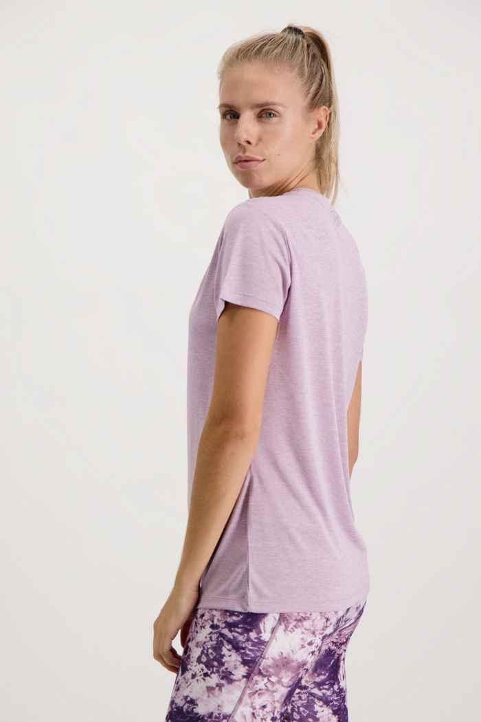 Under Armour UA Tech™ Twist Damen T-Shirt Farbe Flieder 2