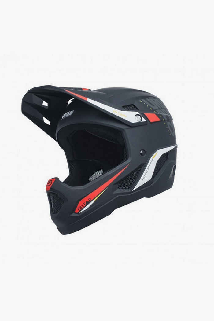 Urge Deltar casco per ciclista bambini Colore Nero 1