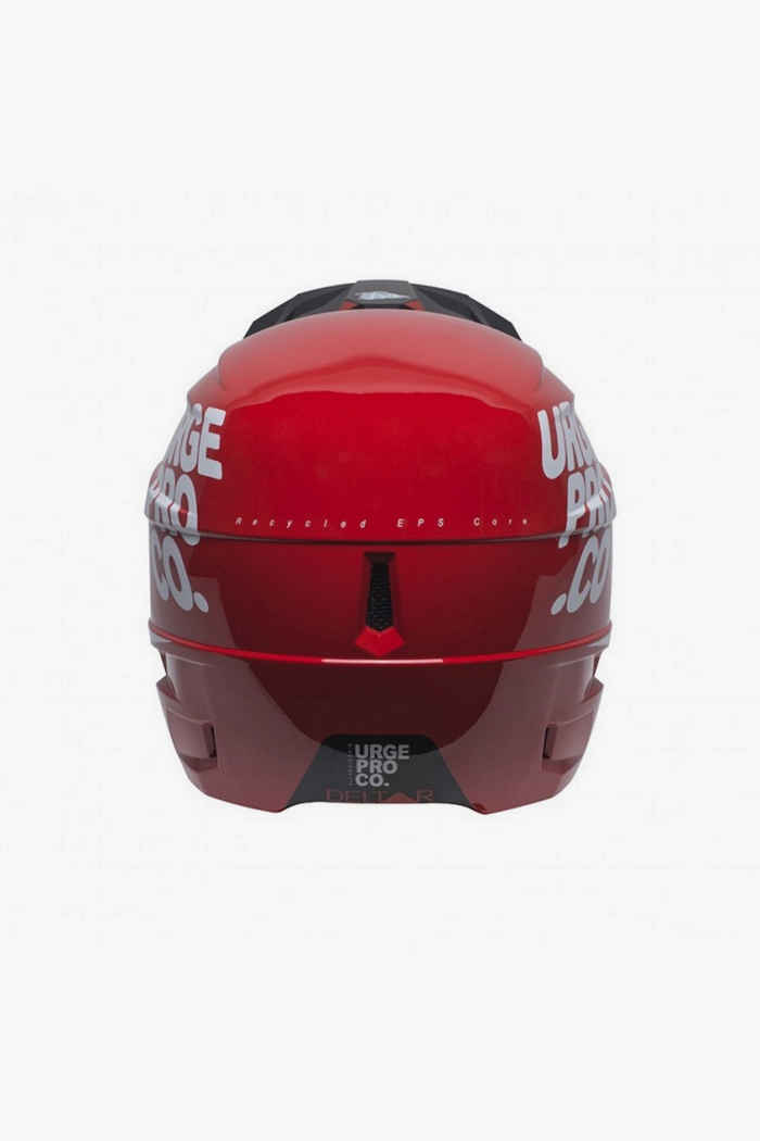 Urge Deltar casco per ciclista bambini Colore Rosso 2