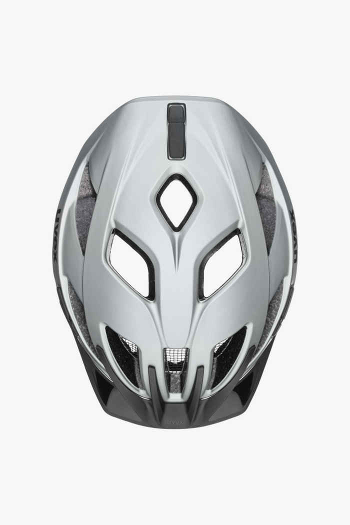 Uvex active cc casco per ciclista Colore Bianco 2