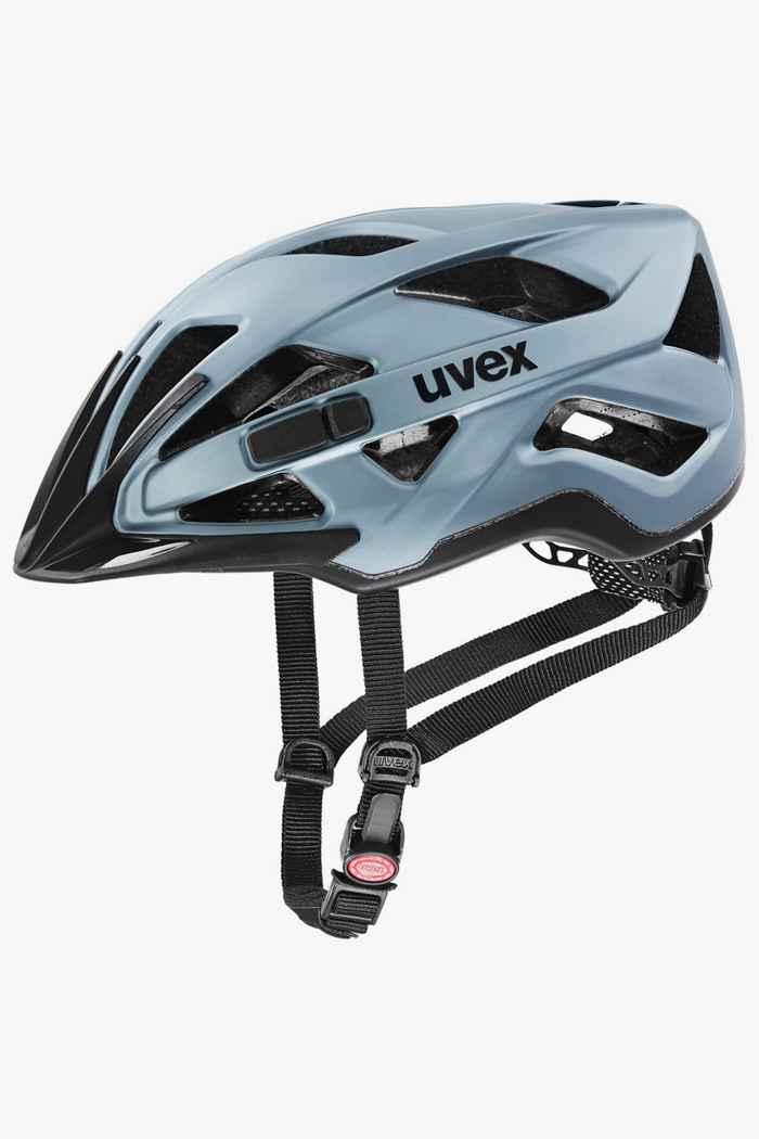 Uvex active cc casco per ciclista Colore Blu 1