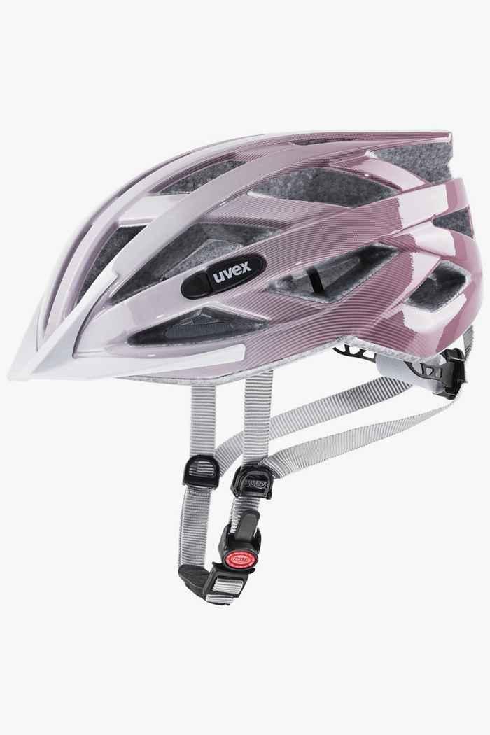 Uvex air wing casco per ciclista bambina Colore Bianco 1