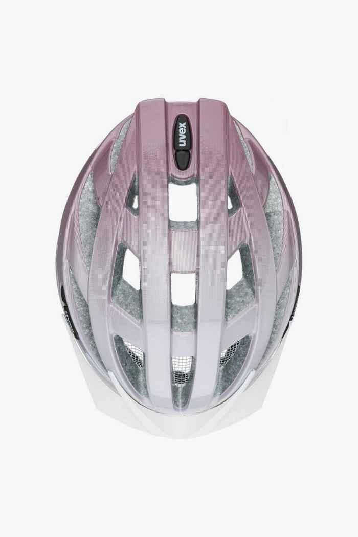 Uvex air wing casco per ciclista bambina Colore Bianco 2