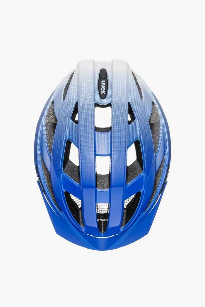 Uvex air wing casco per ciclista bambini Colore Bianco-blu 2