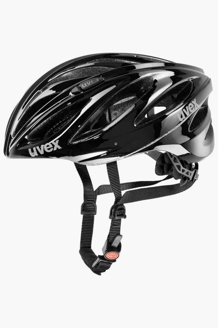 Uvex Boss Race casque de vélo Couleur Noir 1