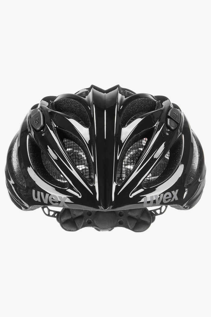 Uvex Boss Race Velohelm Farbe Schwarz 2