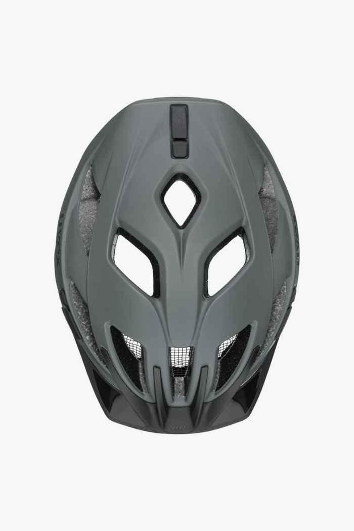 Uvex city active casco per ciclista Colore Grigio 2