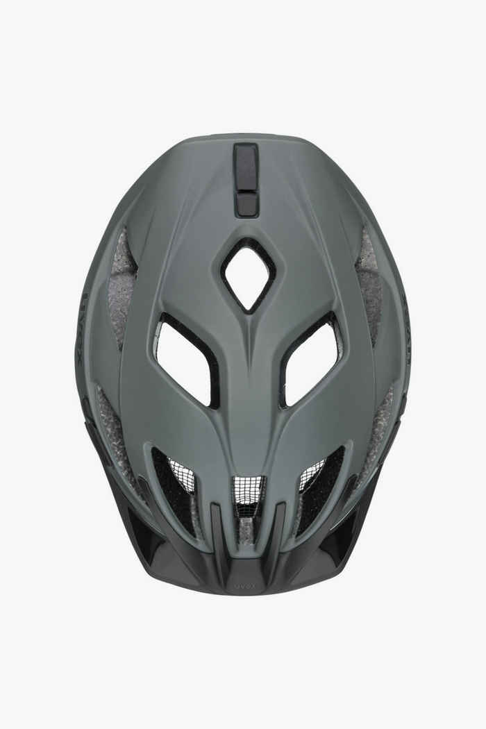 Uvex city active casque de vélo Couleur Gris 2