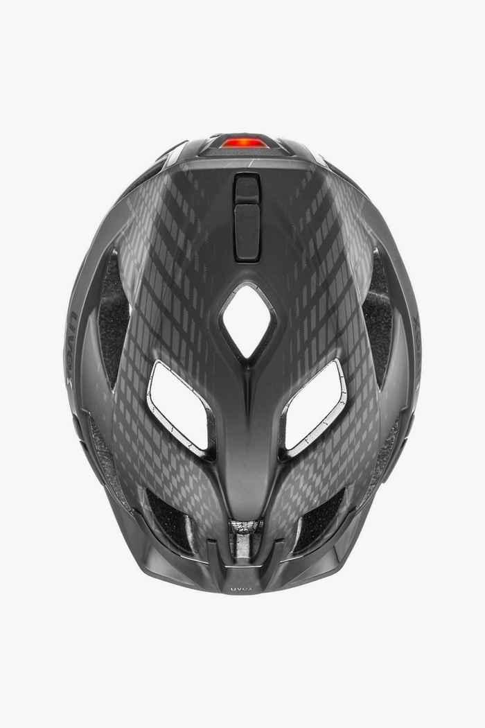 Uvex city active casque de vélo Couleur Noir 2