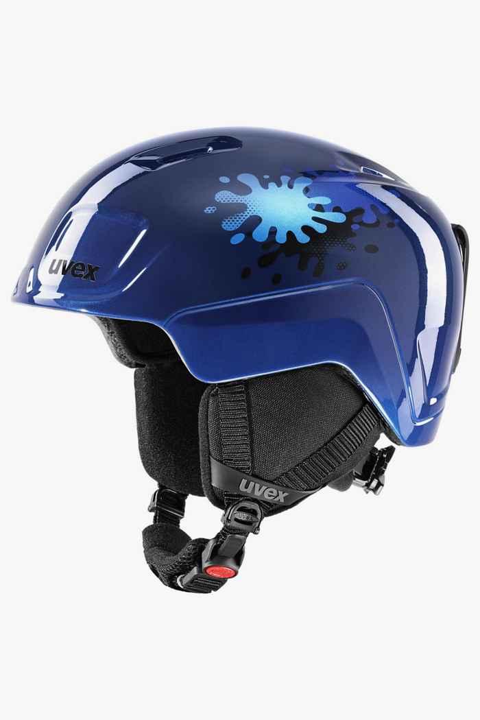 Uvex Heyya casque de ski enfants Couleur Bleu 1