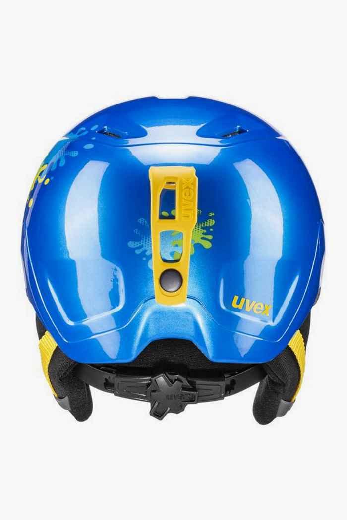 Uvex Heyya casque de ski enfants Couleur Bleu 2