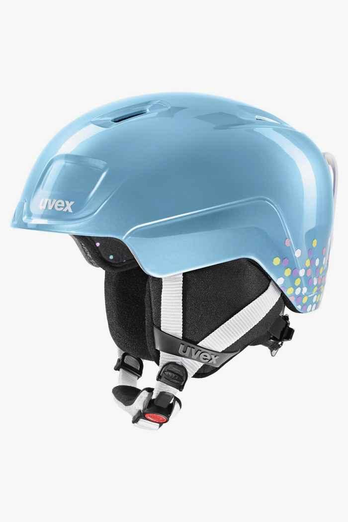 Uvex Heyya casque de ski filles Couleur Bleu 1