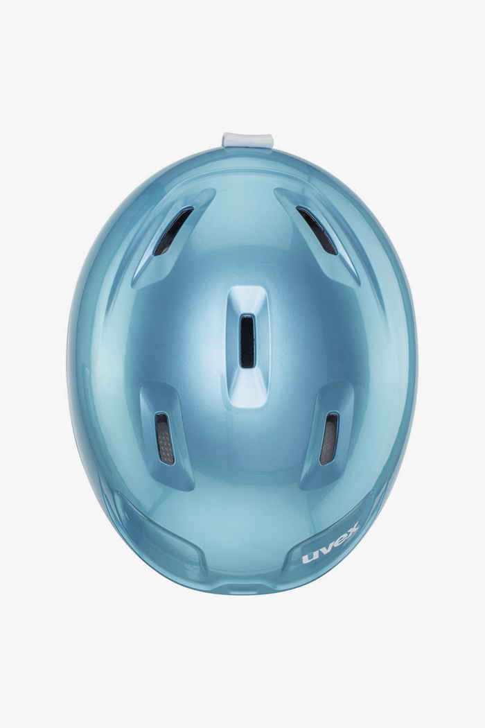 Uvex Heyya casque de ski filles Couleur Bleu 2