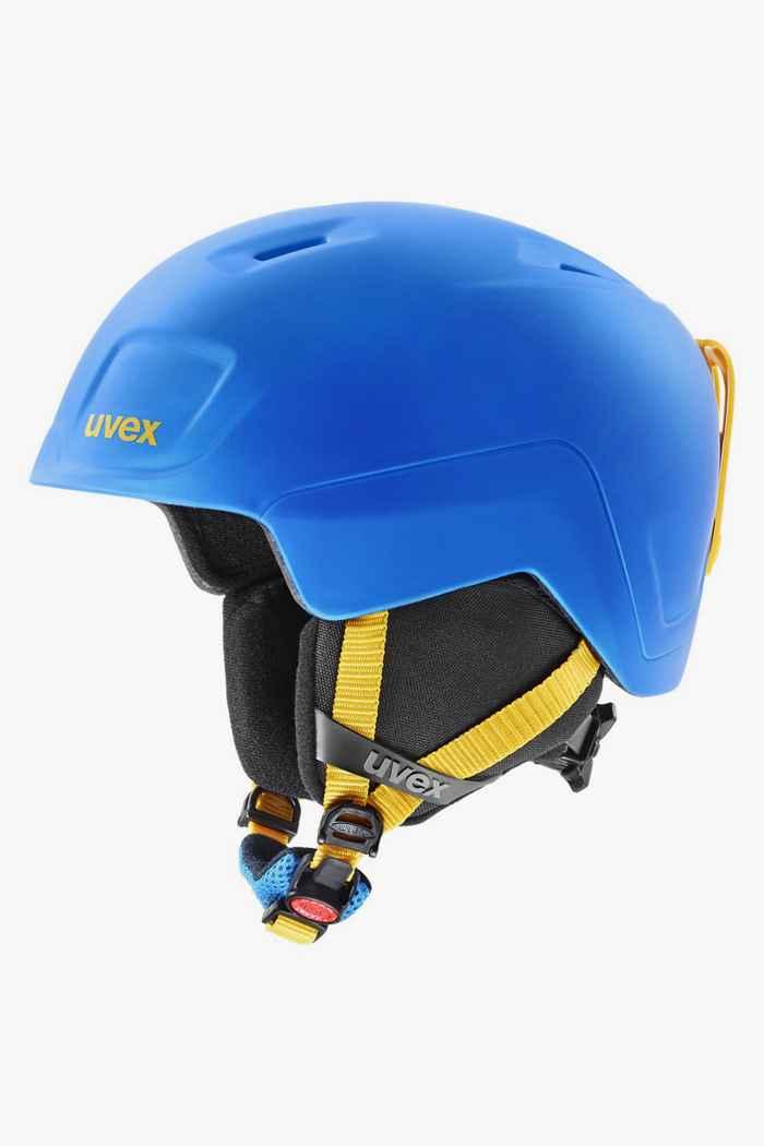 Uvex Heyya Pro casque de ski enfants Couleur Bleu 1