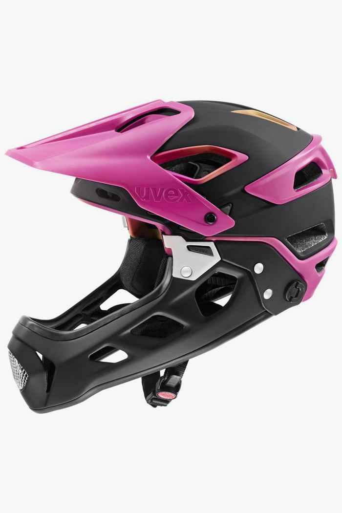 Uvex jakkyl hde 2.0 casque de vélo Couleur Noir 1