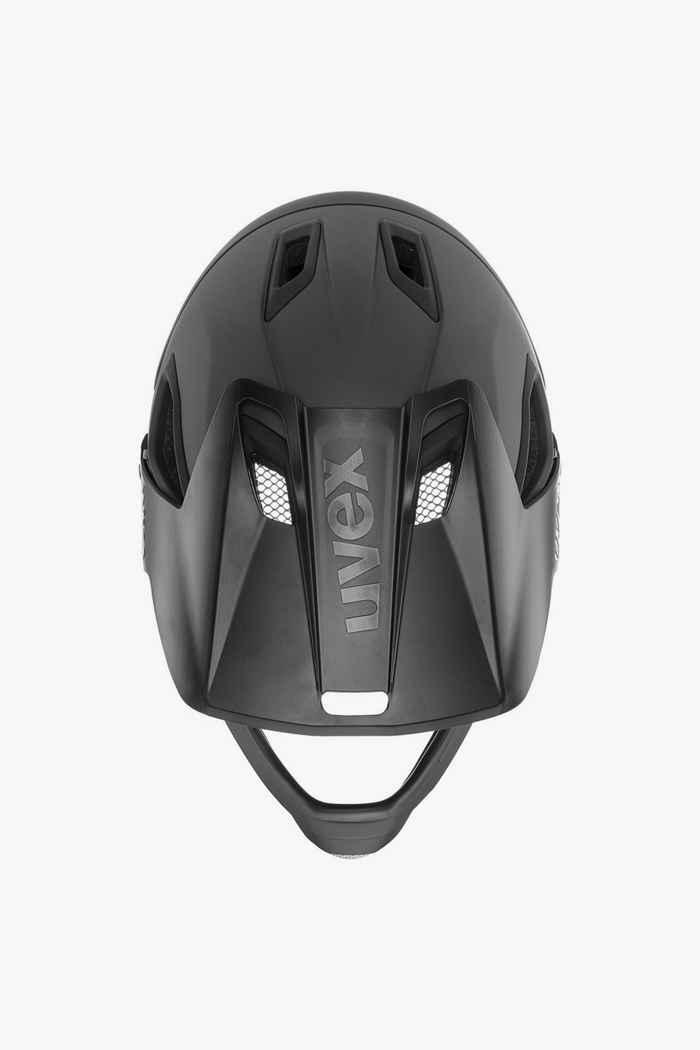 Uvex jakkyl hde 2.0 casque de vélo Couleur Noir 2
