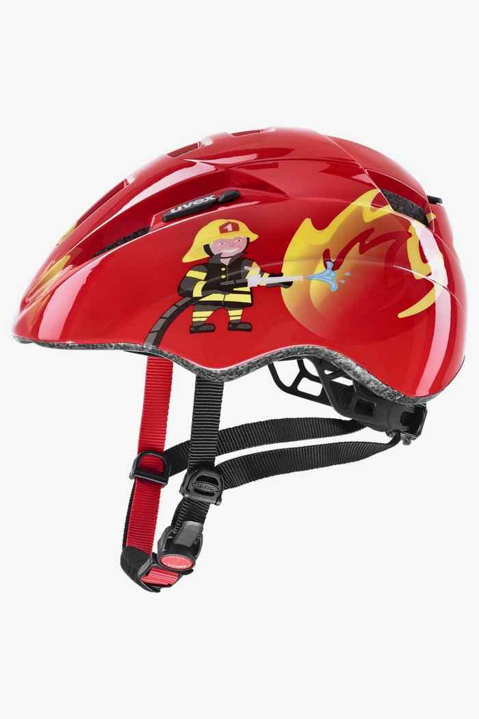 Uvex kid 2 casque de vélo enfants Couleur Rouge 1