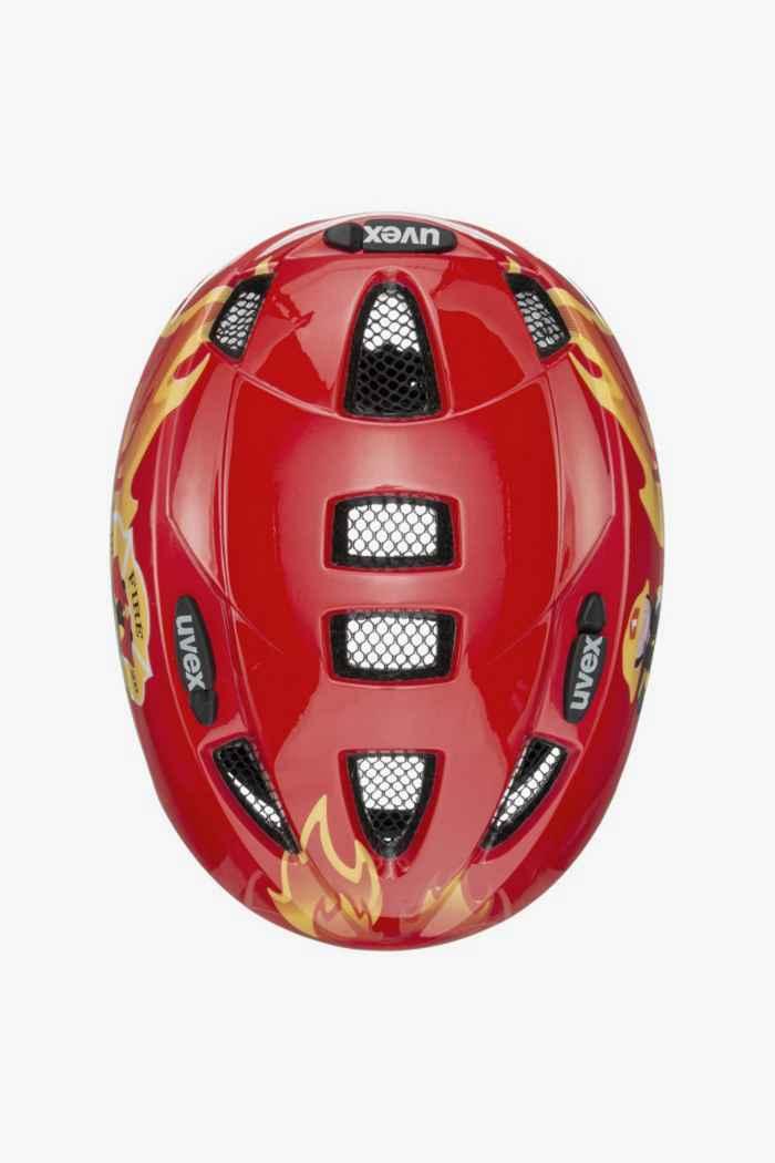 Uvex kid 2 casque de vélo enfants Couleur Rouge 2