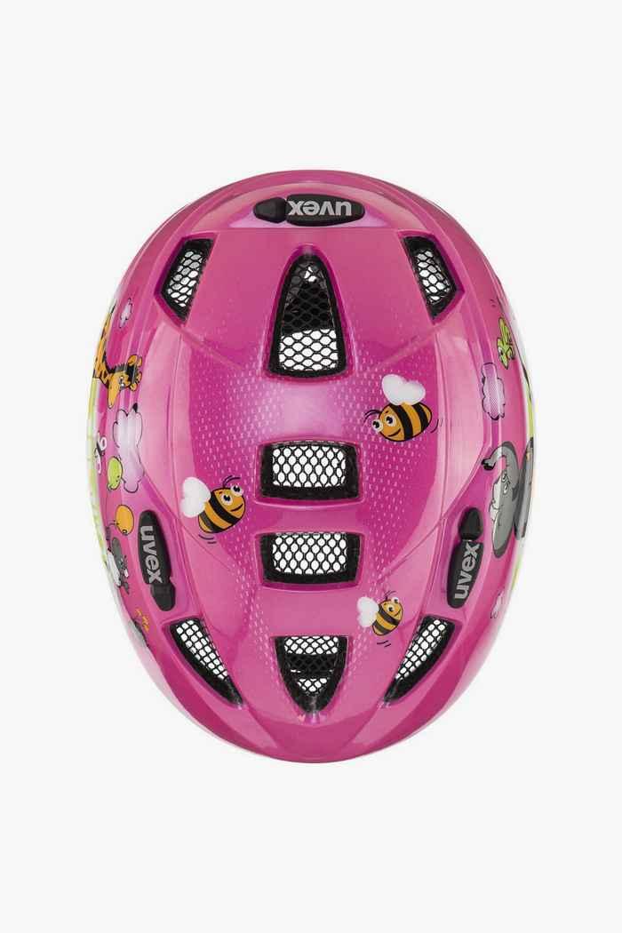 Uvex kid 2 casque de vélo filles Couleur Rose vif 2