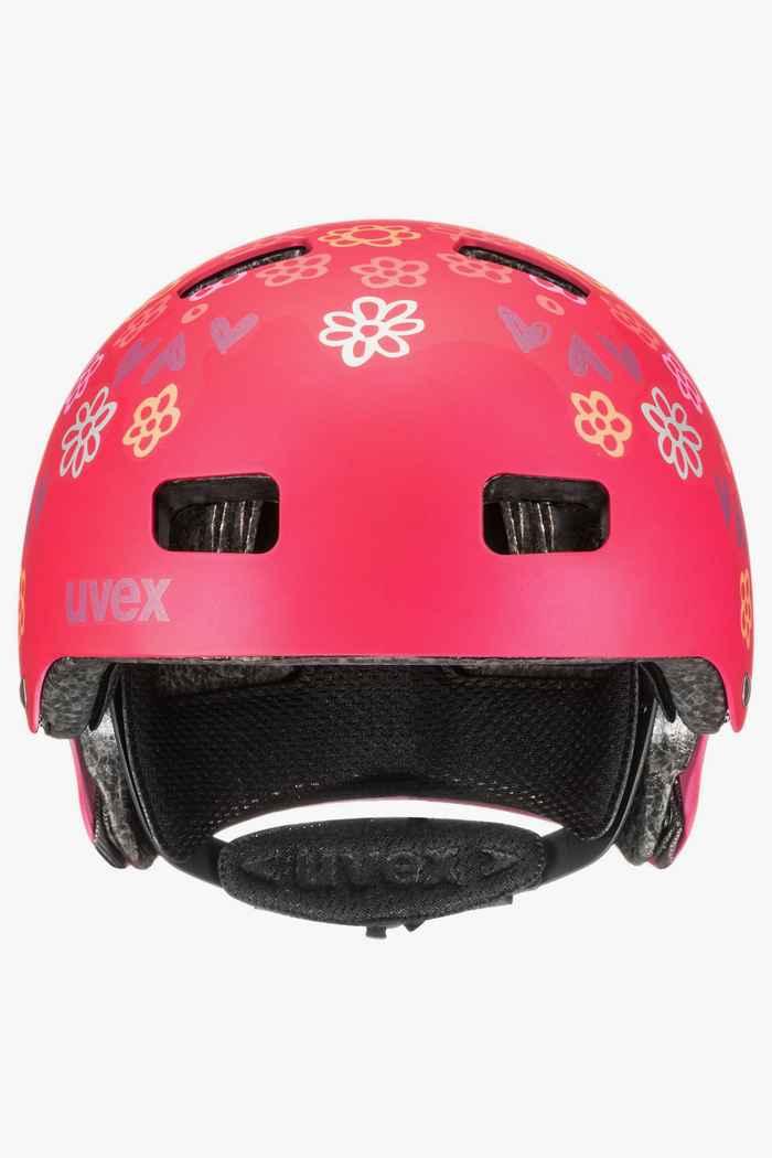 Uvex kid 3 cc casco per ciclista bambina 2
