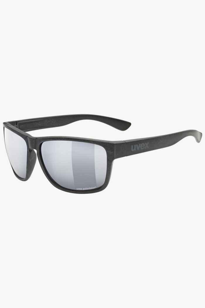Uvex lgl ocean P occhiali da sole Colore Nero 1